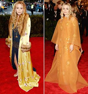 Mary-Kate Olsen vs. Ashley Olsen: Which Twin Looked More Stylish at the Met Gala?