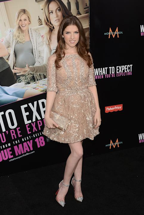"""Premiere Of Lionsgate's """"What To Expect When You're Expecting"""" - Arrivals"""