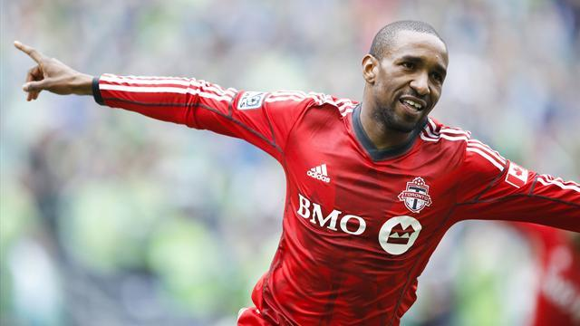 World Cup - Defoe hoping MLS move will aid England chances