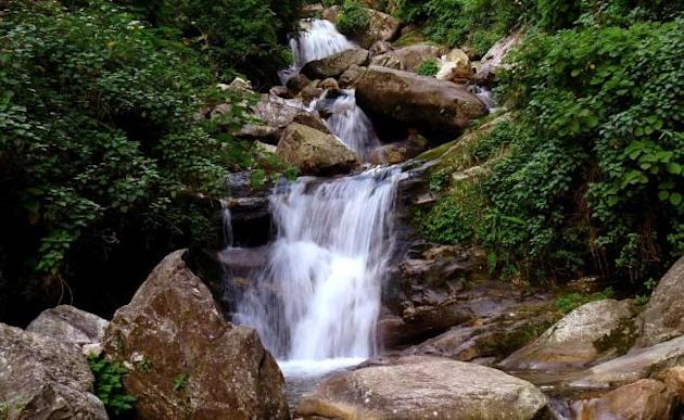 Ukhimath Waterfall