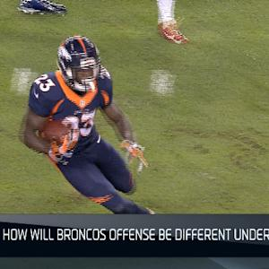 How will Denver Broncos offense be different under Gary Kubiak?