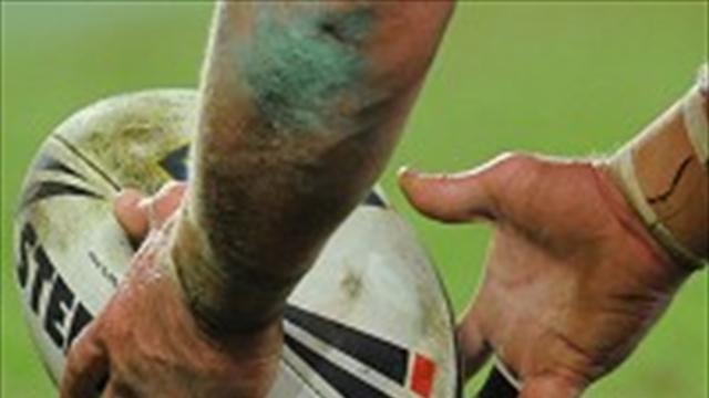 Rugby League - French pair in third-round draw