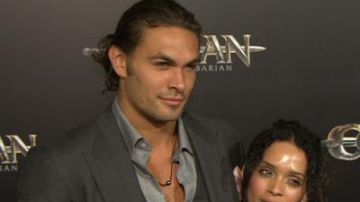 Jason Momoa's 'Conan The Barbarian' Premiere