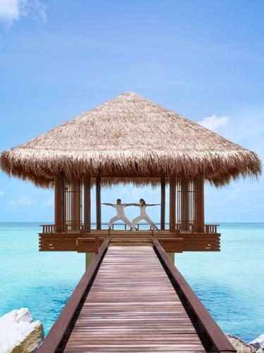 One & Only Reethi Rah Resort, Maldives