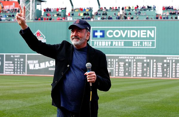 'Sweet Caroline' Sales Surge After Boston Bombings