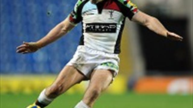 Rugby - Win keeps Quins in lead
