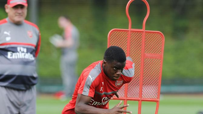 Arsenal loanee Stephy Mavididi backed to shine in Premier League by Charlton boss Karl Robinson