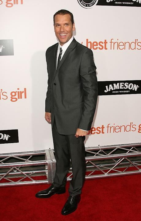 My Best Friends Girl LA Premiere 2008 Dane Cook