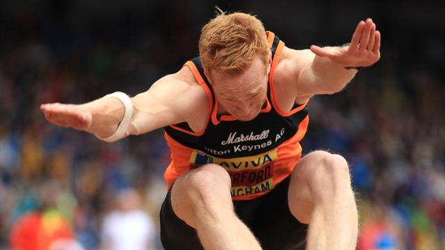 Athletics - Rutherford and Shakes-Drayton victorious in Manchester