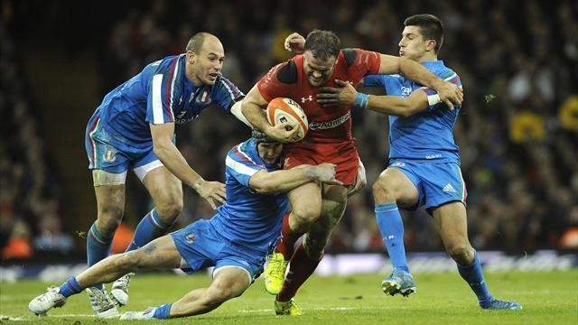 Six Nations - No fireworks, but Wales happy with winning start