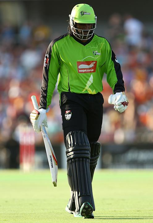 Big Bash League - Scorchers v Thunder