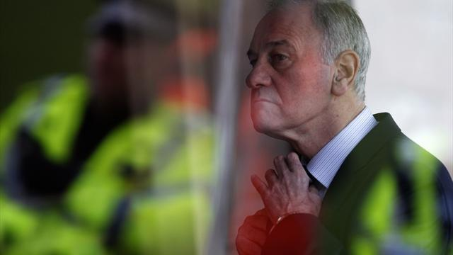 Scottish Football - Charles Green resigns as Rangers chief executive
