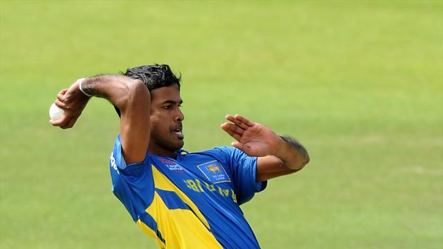 Cricket - Sri Lanka move ahead in ODI series