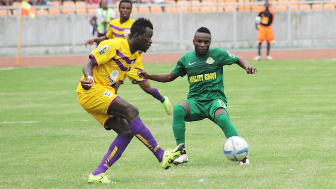 Medeama vs. Young African Live