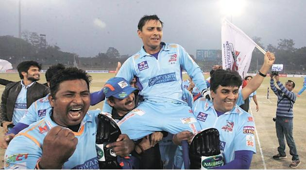 Celebrity Cricket League: Punjab, Bhojpuri Dabanggs thrill fans