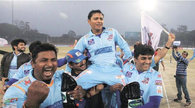 Celebrity Cricket League: Punjab, Bhojpuri Dabanggs thrillfans
