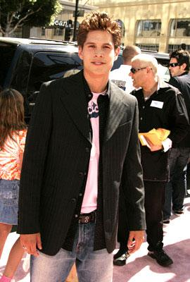 Premiere: J.D. Pardo at the Hollywood premiere of Warner Brothers' A Cinderella Story - 7/10/2004