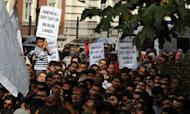 Hundreds In London Anti-Islam Film Protest