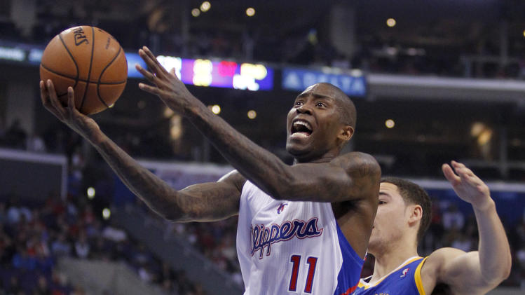 Clippers win home opener, beating Warriors 126-115