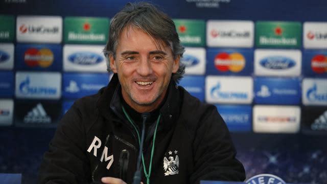 Premier League - Fatigue take its toll, admits Mancini
