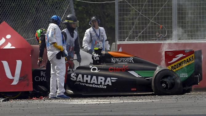 Formula 1 - Force India thought it would win