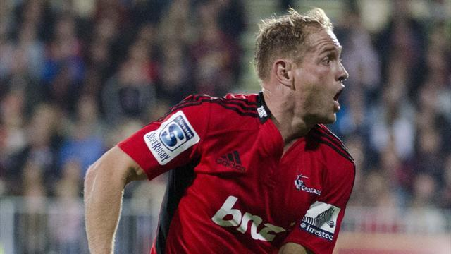 Super Rugby - Efficient Crusaders stifle high-flying Brumbies