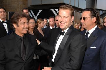 Al Pacino , Chris O Donnell and Andy Garcia Al Pacino Honored with 35th Annual AFI Life Achievement Award