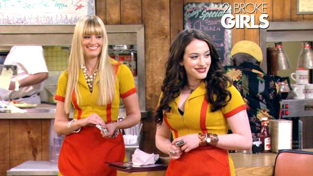 2 Broke Girls - Tax Season