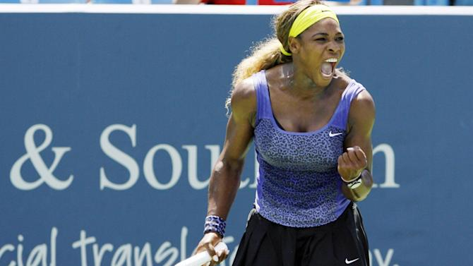 US Open women - Serena Williams v Ekaterina Makarova: LIVE