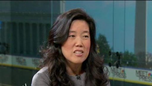 PRESS Pass: Michelle Rhee