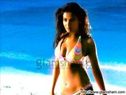 Sonal Chauhan tried 50 bikinis for 3G