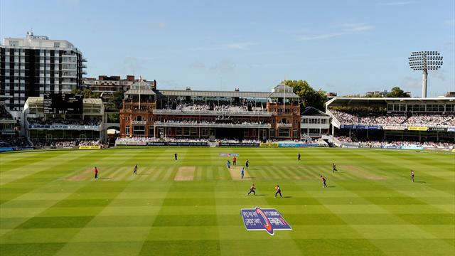 Cricket - Lord's announces £200m redevelopment