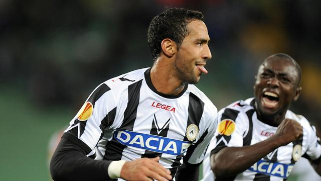 Serie A - Udinese's Benatia 'on his way to Roma'