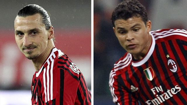 Serie A - Berlusconi 'confirms Ibrahimovic and Silva exits'