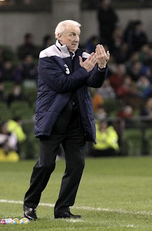Giovanni Trapattoni is considering tweaking Ireland's tactics before Euro 2012 gets underway