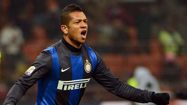 Serie A - Guarin is latest injury blow to Inter Milan