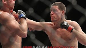 TUF 18 Finale Results: Nate Diaz Pulverizes Gray Maynard in First-Round Stoppage