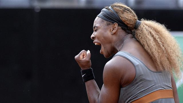 Tennis - Ruthless Serena romps to Italian Open title in Rome