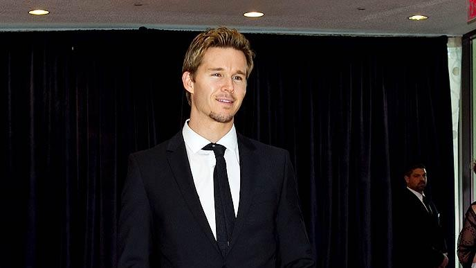 Ryan Kwanten White House Dnner