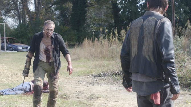 """""""The Walking Dead"""" -- """"This Sorrowful Life"""""""