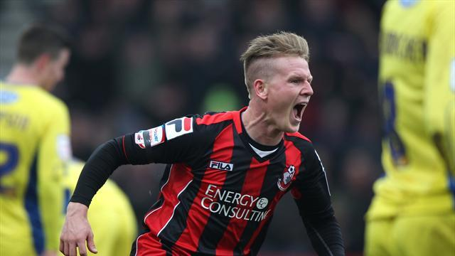 League One - Ritchie sets his sights on promotion