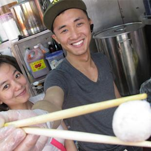 Singapore's Shining 10 Young Hawkers
