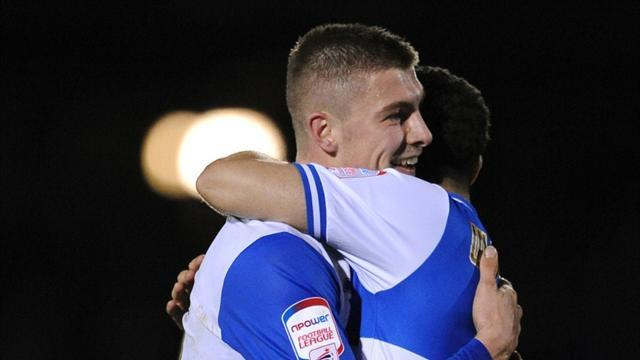 Football - Duo set for Rovers return