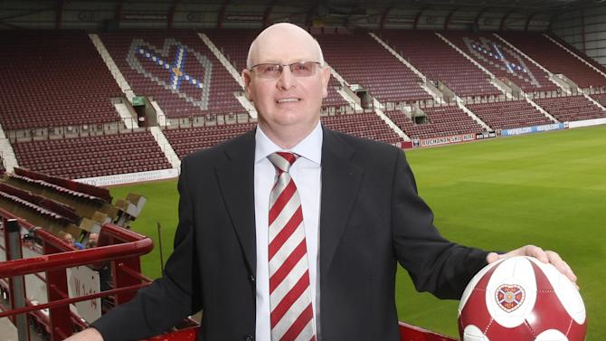 John McGlynn returns to Hearts at a time of significant wage cuts