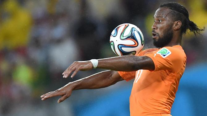 World Cup - Drogba announces his retirement from Ivory Coast duty