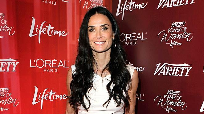 Demi Moore Variety Power Of Women
