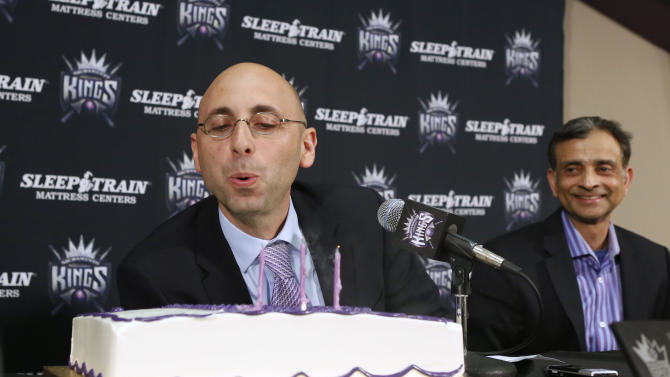 Kings General Manager Basketball