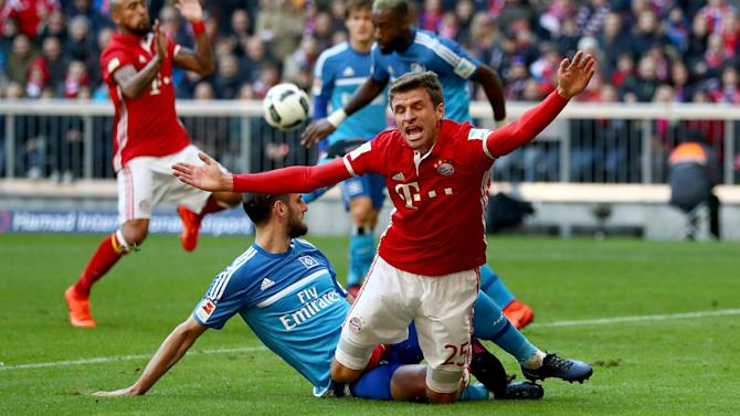 Ancelotti: Goalless Muller was the best player in rout