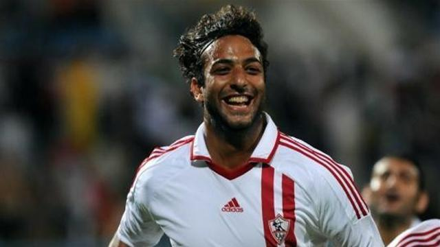African Football - Controversial Mido wins first game in charge of Zamalek