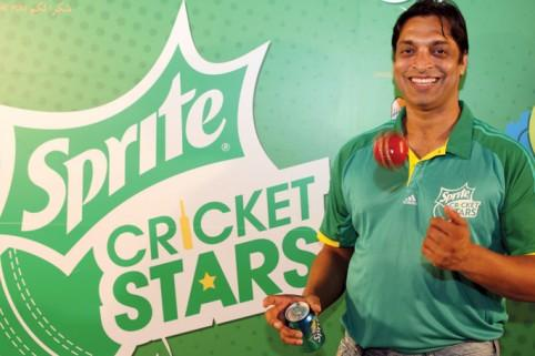 Pakistan legend Akhtar to attend Dubai's Sprite Cricket Stars tournament